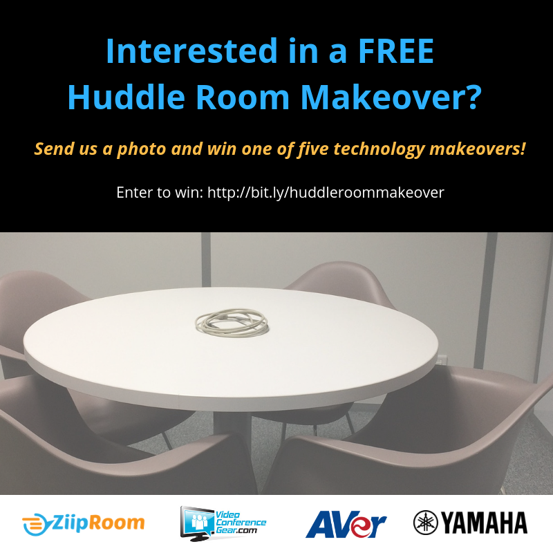 """Fixer Upper"" Comes to the Huddle Room: Enter to win a Free Huddle Room Makeover!"